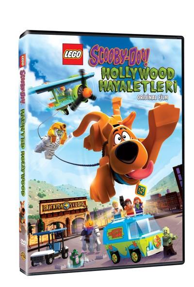 Lego Scooby-Doo: Haunted Hollywood (Hollywood'Un Hayaletleri) (Dvd)