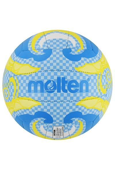 Molten V5B1502-C Dikişli 5 No Plaj Voleybol Topu