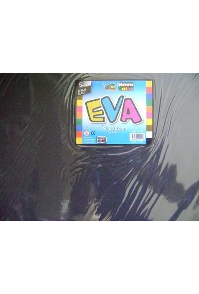 Nova Color Eva 2Mm 50*70Cm Siyah