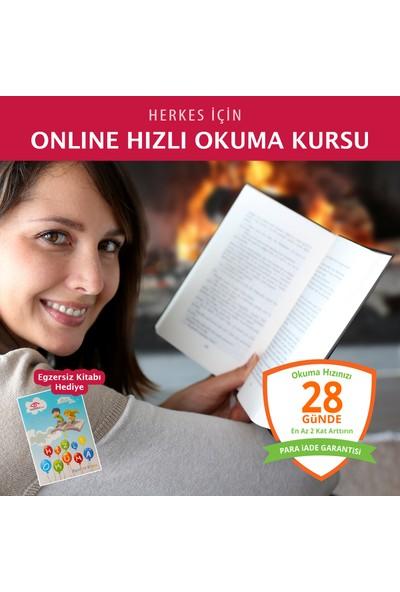 Online Hızlı Okuma Kursu (Herkes İçin )