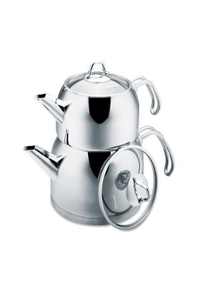 Korkmaz A101 Provita Çaydanlık Takımı