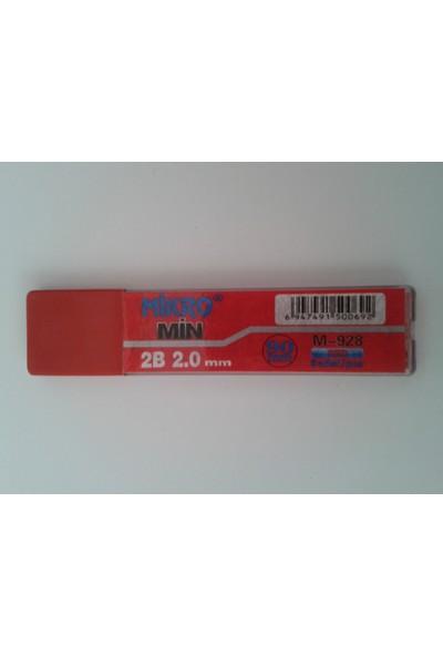 Mikro 2,0 2B Min Kırmızı 6X90Mm