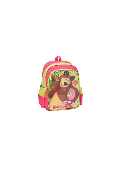 Hakan Çanta Okul Masha The Bear 87638
