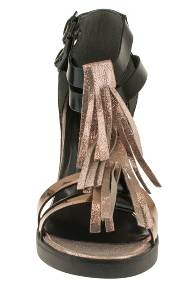 Yees 247 399Z Bronz Ayakkabı