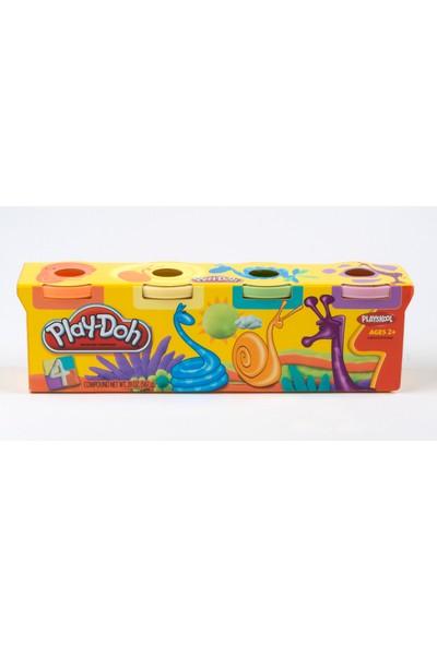 Play-Doh 4'lü Oyun Hamuru