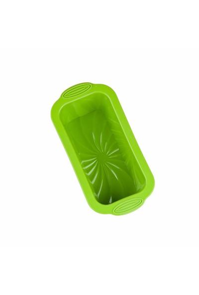 My EBİ Yeşil Mini Baton Silikon Kek Kalıbı 26 cm