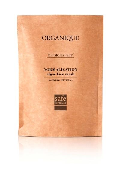 Organique Alg (Yosun) Yüz Maskesi - Tea Tree (Yağlı ve Akneli Ciltler) - 30 gr