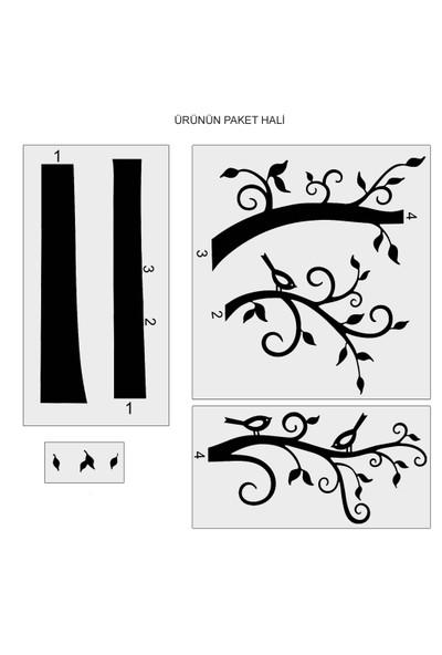Besta Resim Ağacı Duvar Sticker
