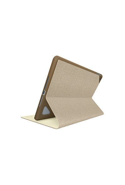 Logitech iPad Mini Kılıf Hinge Light Brown