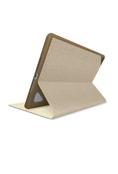 Logitech iPad Air Kılıf Hinge Light Brown