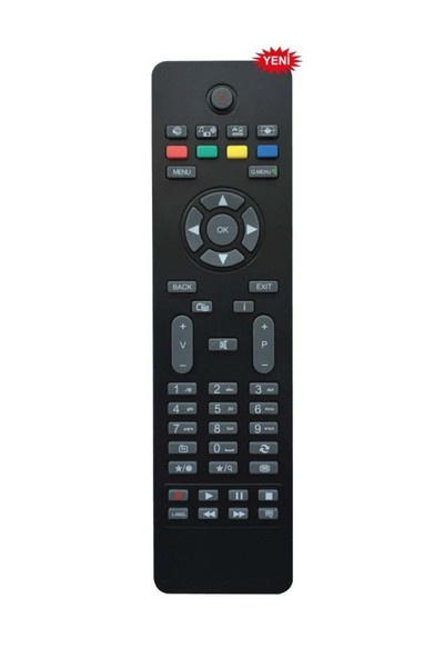 NEXON 40NX590 LED TV KUMANDA