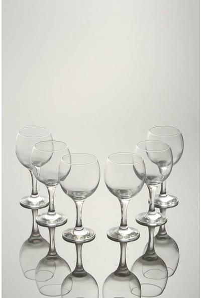 Paşabahçe Bistro Su Bardağı Set 6lı