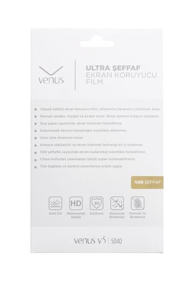 Vestel Venus V3 5040 Ultra Şeffaf Ekran Koruyucu