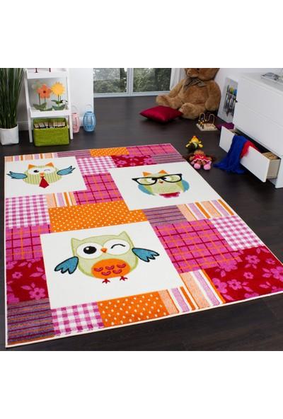 Merinos Merinos Opal Picaso 21026-055 Çocuk Odası Halısı 120 x 170 cm