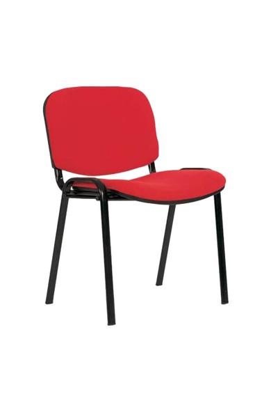 NAV Decoration Form Sandalye - Kırmızı