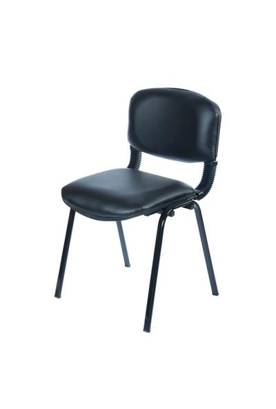 NAV Decoration Form Sandalye - Siyah