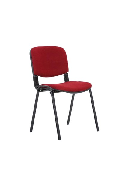 NAV Decoration Form Sandalye - Bordo