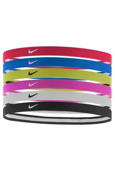 Nike N.Jnd.69.51.Os Prınted Headbands 6Pk Saç Bandı