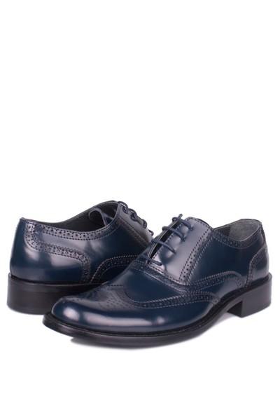 Erkan Kaban 327 071 420 Erkek Lacivert Klasik Ayakkabı