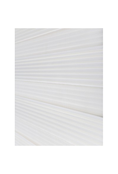 Evmanya Dar Plise Zebra Perde | 90x200 cm