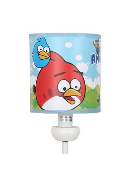 Kazancı Aydınlatma Angry Birds Modelli Abajur Ax005