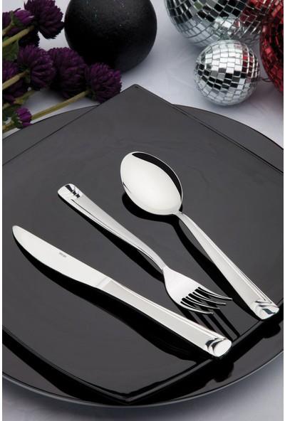 Nehir İmran Karanfil Sade 12 li Pasta Bıçağı