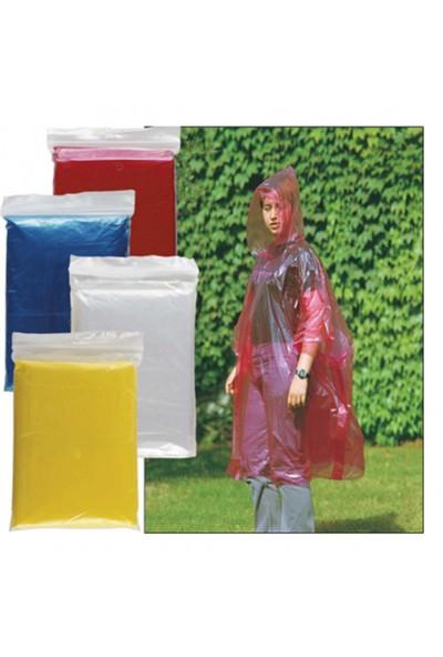 Pratik Şeyler Yağmurluk Tek Kullanımlık ( 10 lu paket )