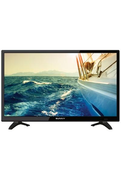 """Sunny 24"""" 61 Ekran Uydu Alıcılı HD LED TV"""