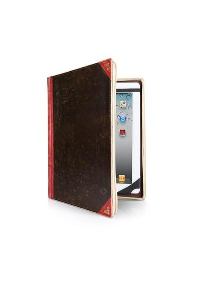 BuldumBuldum Bookbook For İpad - Kitap Görünümlü İpad Kılıfı