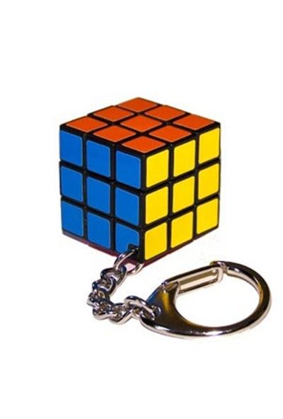 BuldumBuldum Rubik S Cube Keyring - Rubik Küp Anahtarlık