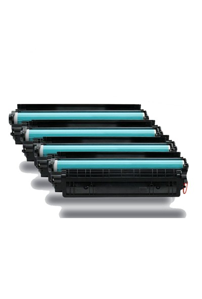 Calligraph Hp LaserJet P1006 Toner 4 lü Ekonomik Paket Muadil Yazıcı Kartuş