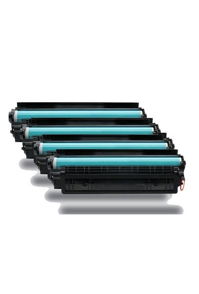 Calligraph Hp LaserJet Pro P1102w Toner 4 lü Ekonomik Paket Muadil Yazıcı Kartuş