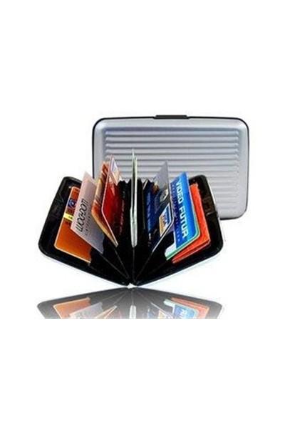 BuldumBuldum Metal Kredi Kartlık - Siyah