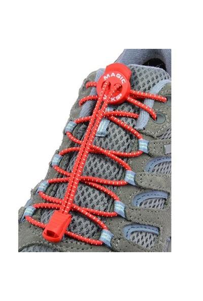 BuldumBuldum Magic Locks - Elastik Ayakkabı Bağcığı - Siyah