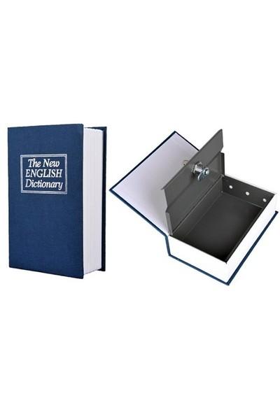 BuldumBuldum Book Safe - Kitap Kasa - Büyük Mavi