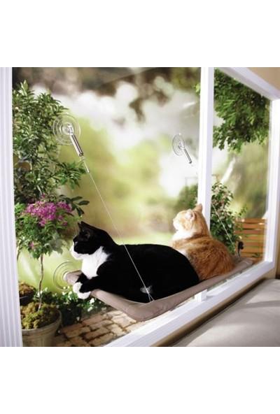 BuldumBuldum Sunny Seat Cat Bed - Sunny Seat Cama Asılan Kedi Yatağı