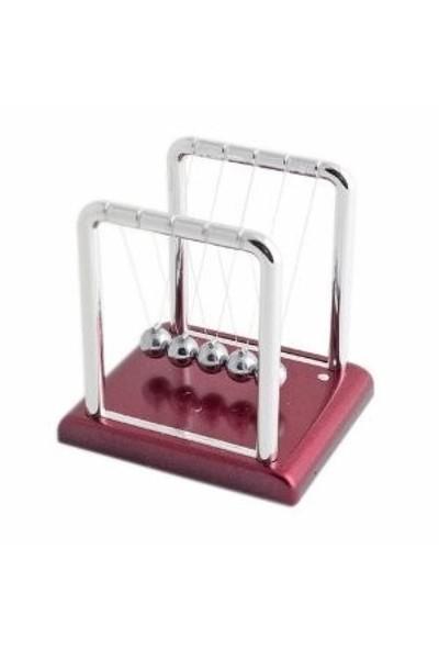 BuldumBuldum Newton S Cradle - Metal Denge Topları