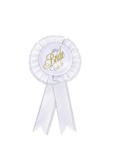 BuldumBuldum Bride To Be Rosette - Gelin Adayı Rozet
