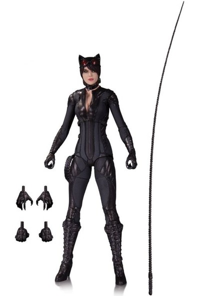 DC Collectibles Arkham Knight Catwoman Action Figure