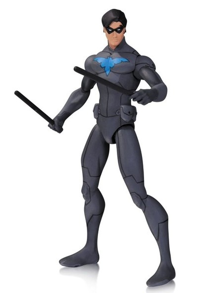 DC Collectibles DC Universe Animated Movies: Son of Batman: Nightwing Action Figure