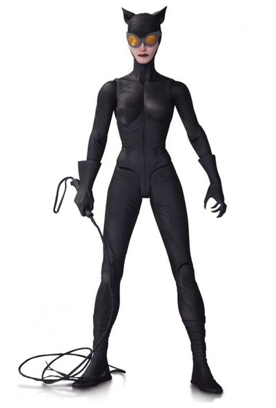 DC Collectibles Designer Action Figure Series 1 Catwoman by Jae Lee Action Figure