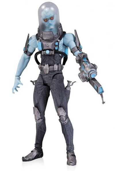 DC Collectibles Greg Capullo Mr. Freeze Action Figure