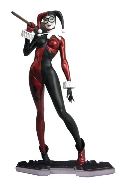 DC Collectibles Icons Harley Quinn Statue