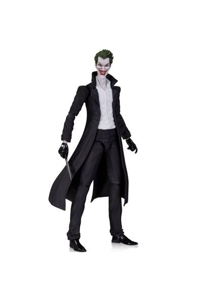 DC Collectibles The Joker Trenchcoat Action Figure