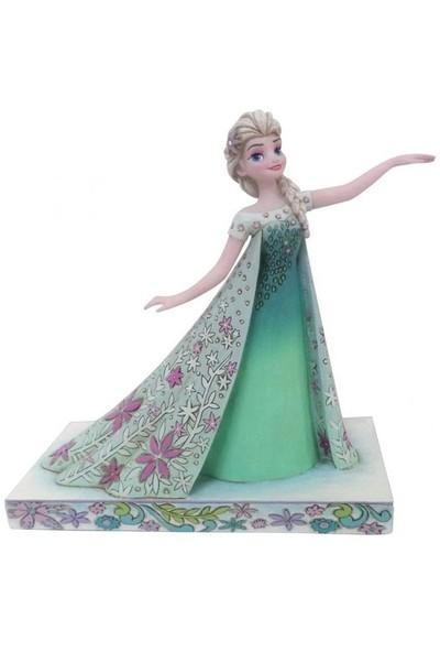 Enesco Disney Traditions Celebration Of Spring (Frozen Fever Elsa)