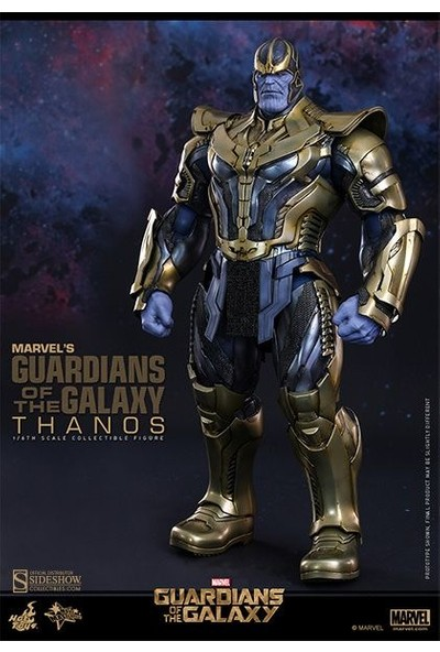 Hot Toys Hot Toys Guardians Of The Galaxy Thanos 1/6 Action Figure