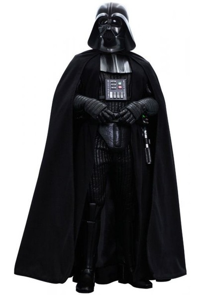 Hot Toys Hot Toys Star Wars A New Hope Darth Vader 14 Inch Action Figure