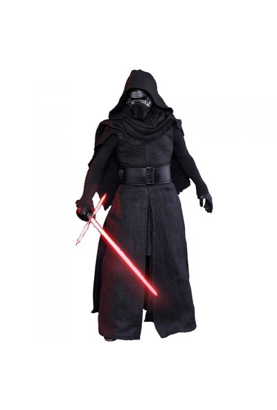 Hot Toys Hot Toys Star Wars The Force Awakens Kylo Ren 1/6 Action Figure