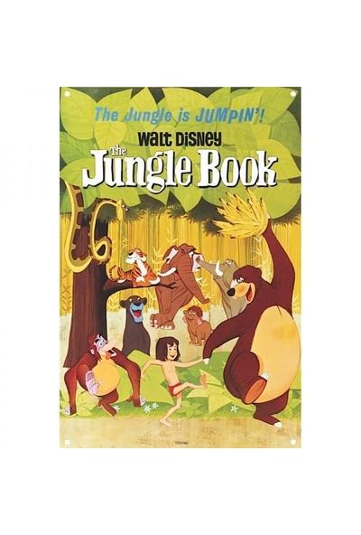 Half Moon Bay Jungle Book Duvar Levhası