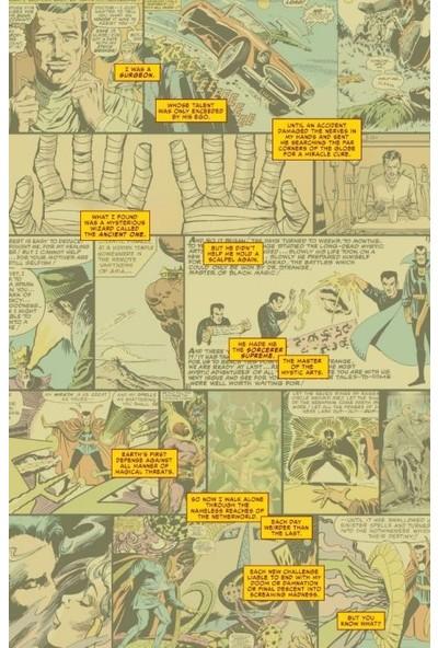 Marvel Comics Doctor Strange Vol. 1: The Way of the Weird Hardcover İngilizce Çizgi Roman